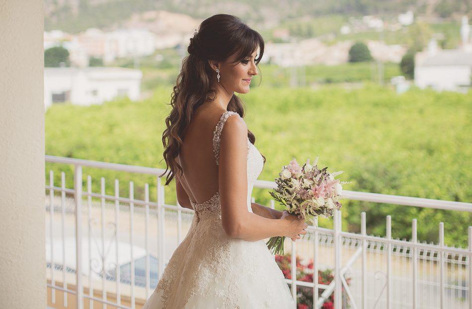 foto de boda el día B Fotografía
