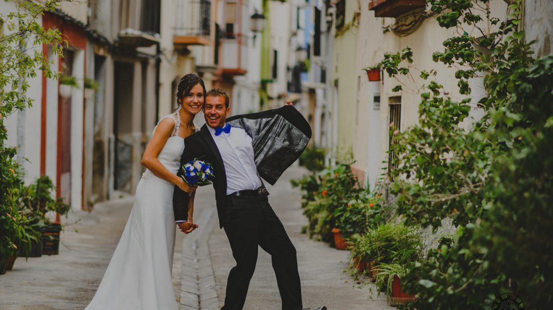 foto boda Caspe (Zaragoza)