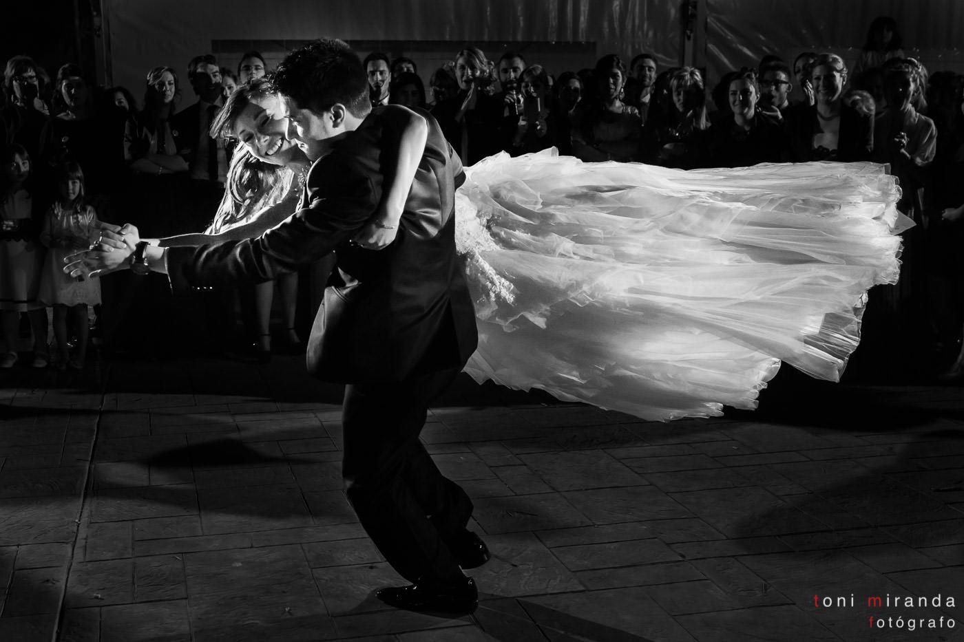 foto de boda Toni Miranda
