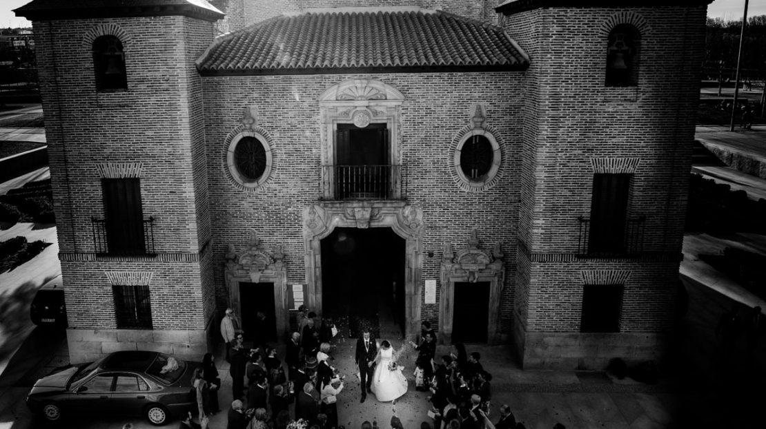 foto boda MADRID