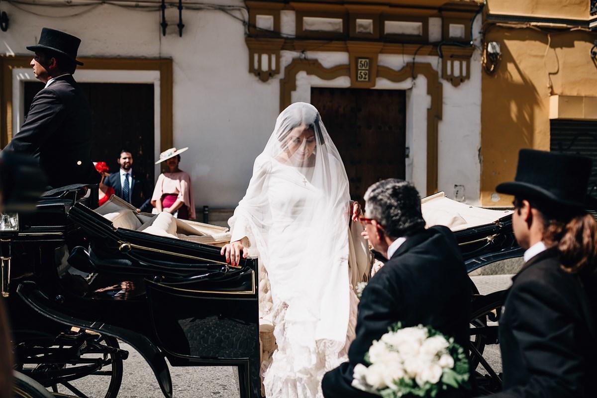 foto boda Sevilla