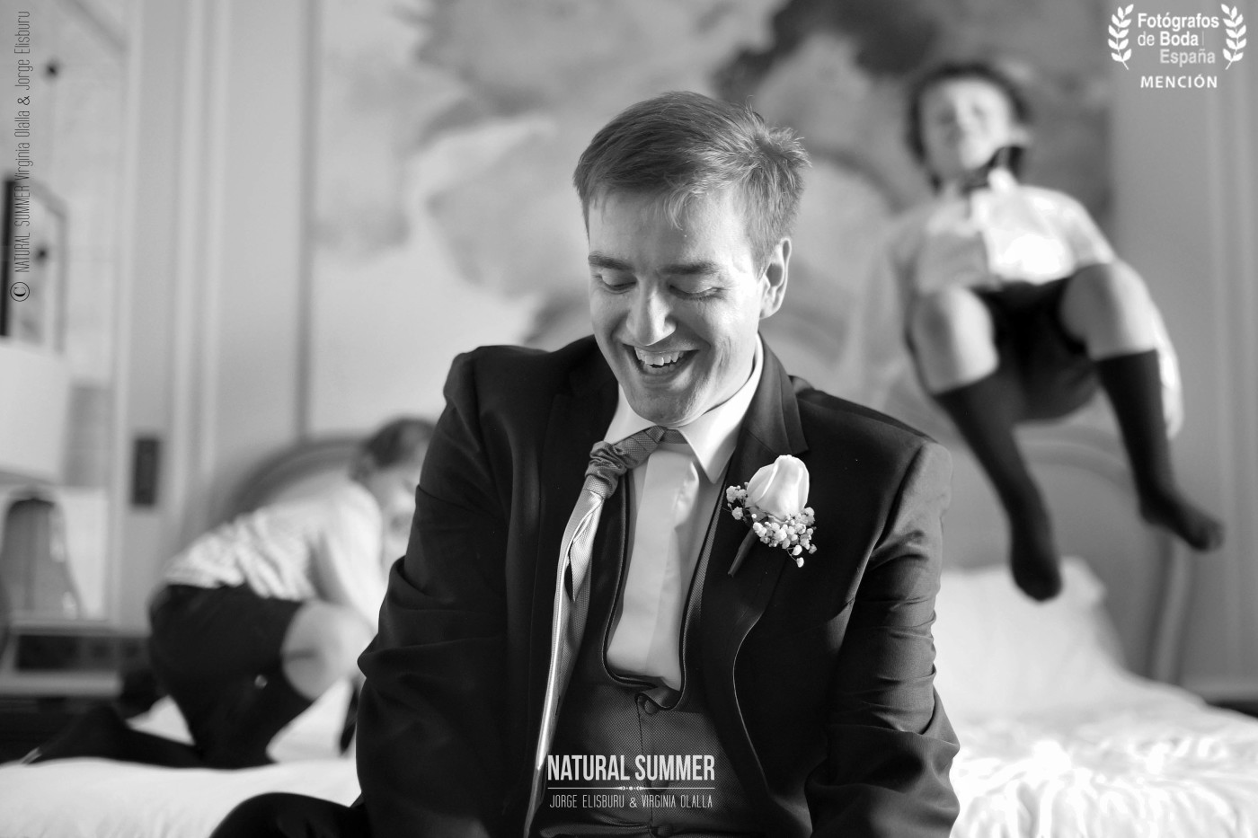 foto boda Paseo Bera Bera
