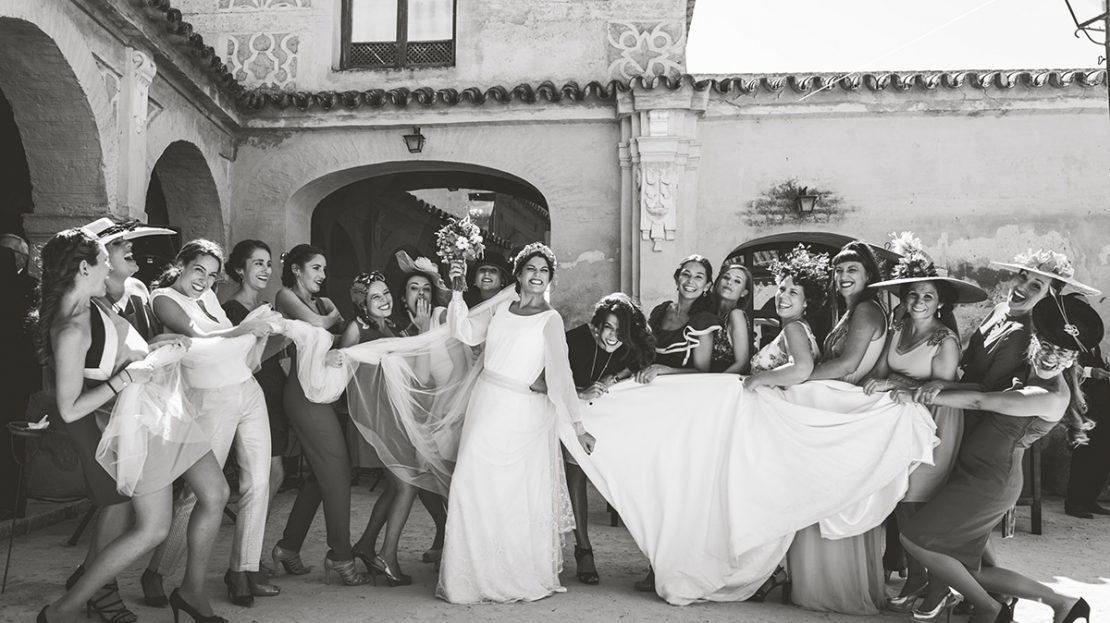foto de boda Daniel de García