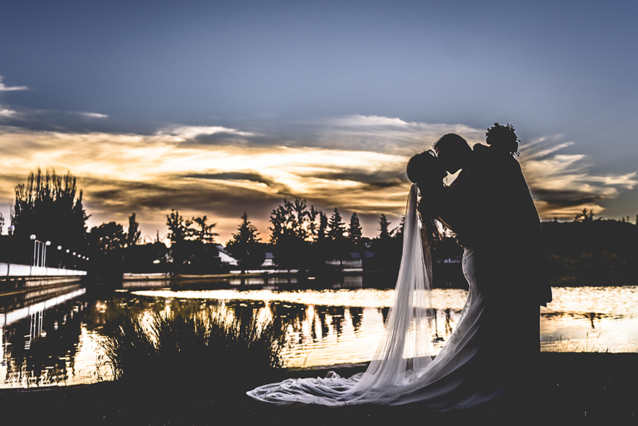 foto de boda Master Fotografos