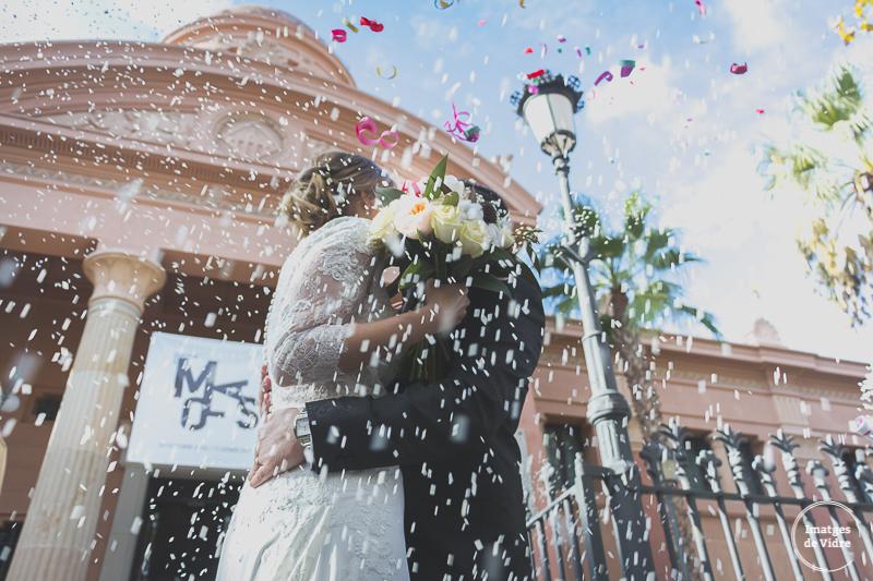 foto boda Barcelona