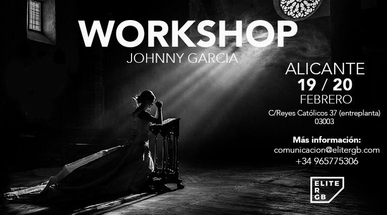 Workshop Johnny Garcia - Alicante