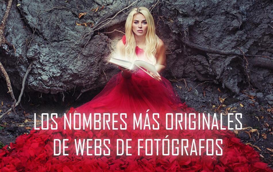 Nombres Originales De Webs De Fotografos Fotografos De Boda Fdb