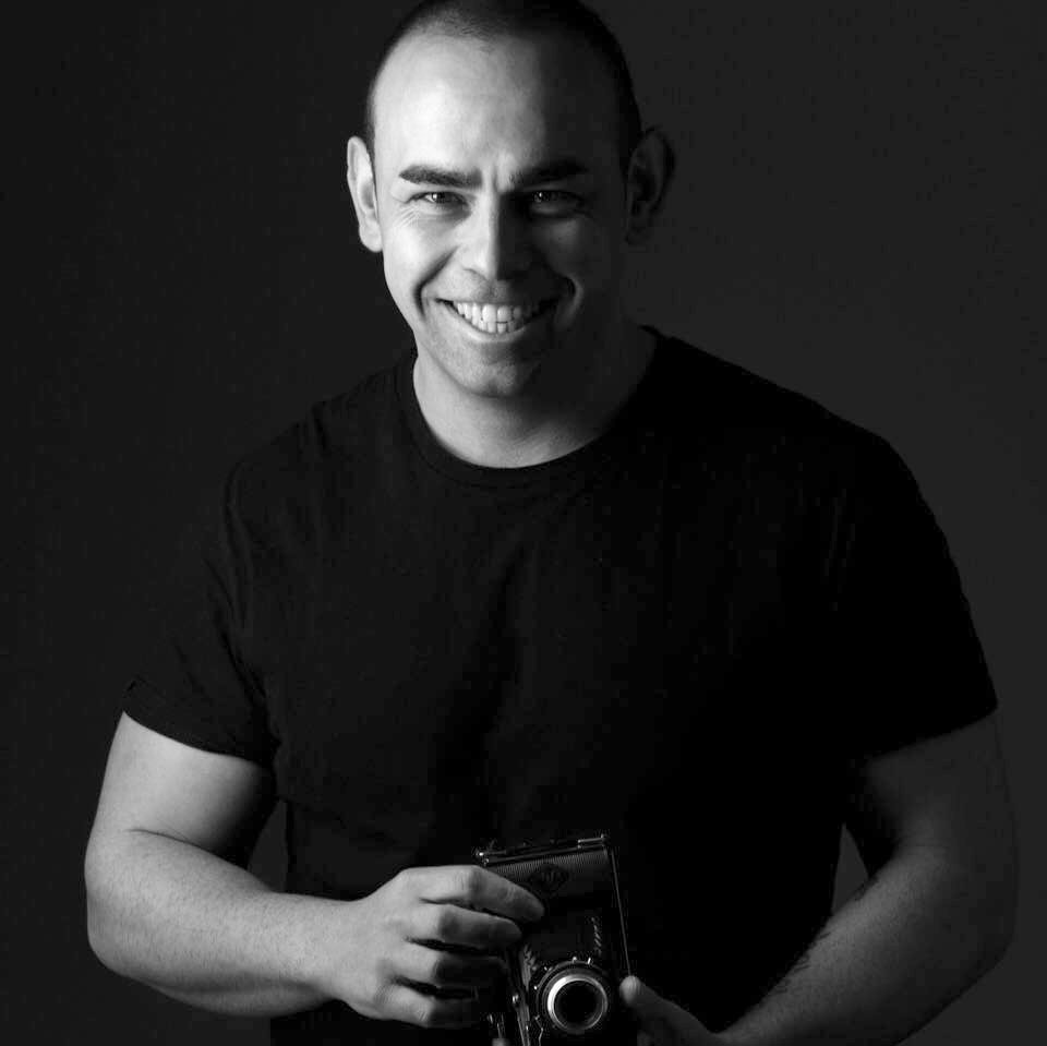 Rafa Cucharero Fotógrafo de Boda en Conecta