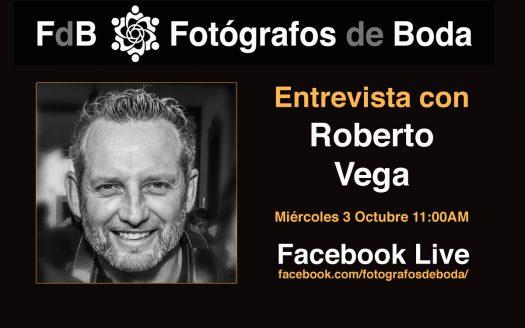 Roberto Vega entrevista