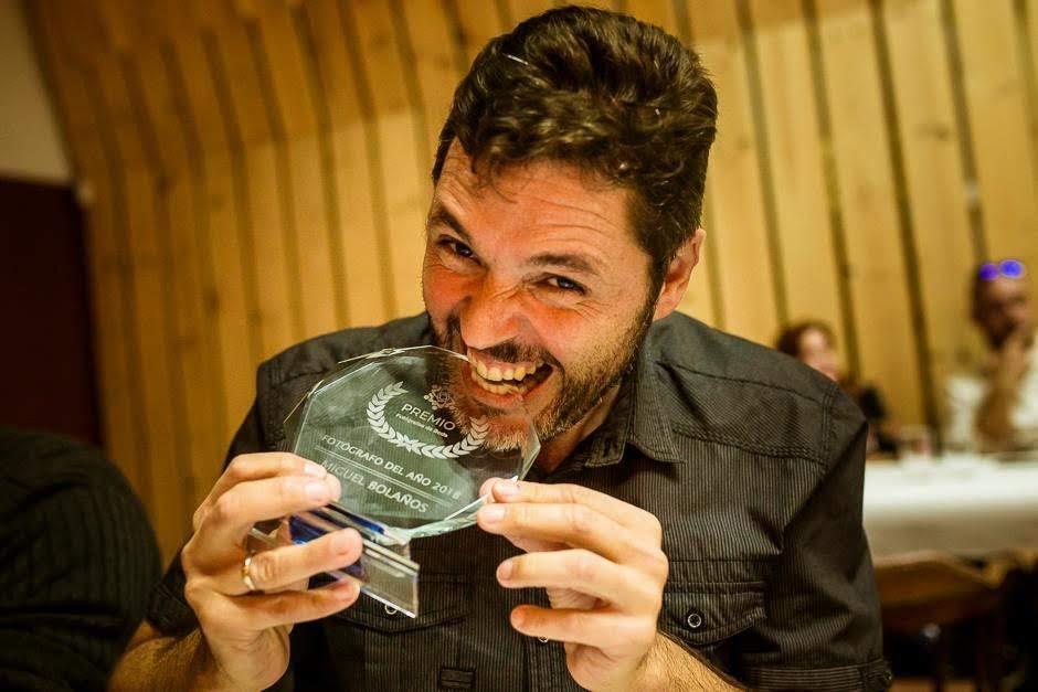 Miguel Bolaños Fotógrafo del Año 2018