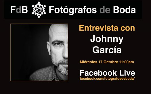 Intervista a Johnny Garcia