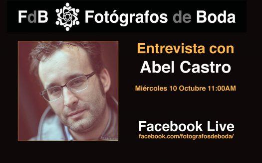 Entrevista con Abel Castro