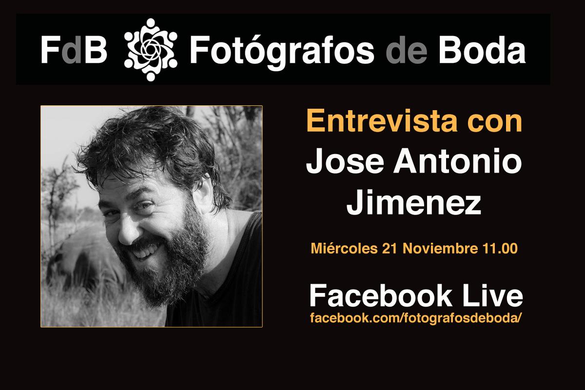 Entrevista Jose Antonio Jimenez