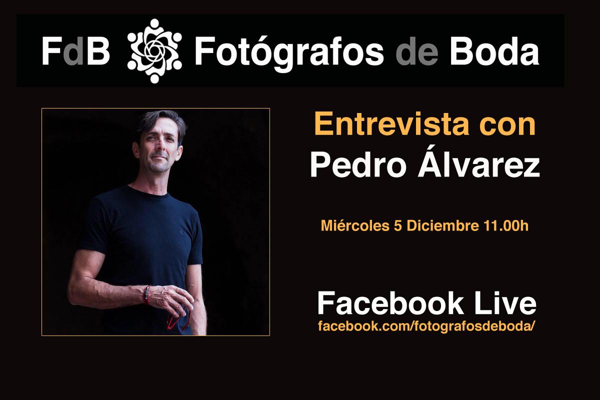 Entrevista Pedro Alvarez