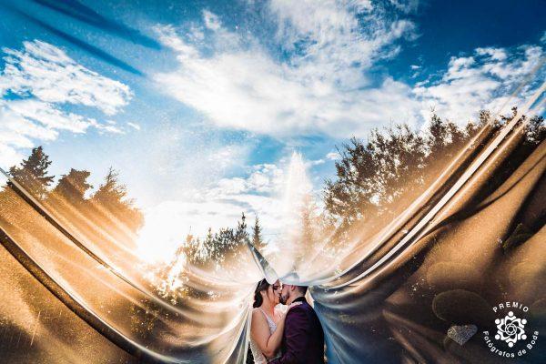premiata fotografia di matrimonio